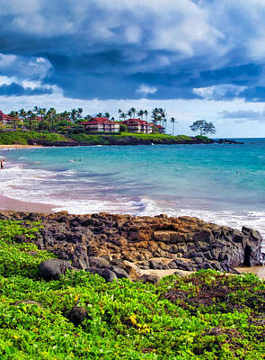 Photograph - Wailea Beach 6 by Dawn Eshelman