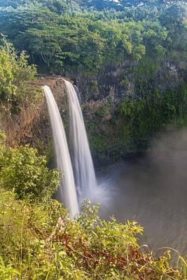 Wailua Falls - Kauai Hawaii Art Print by Brian Harig
