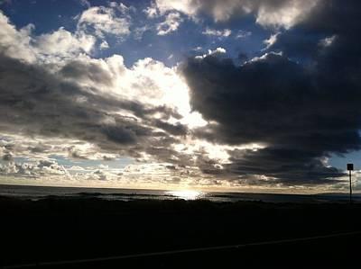 Photograph - Waimea Sunset by Alohi Fujimoto
