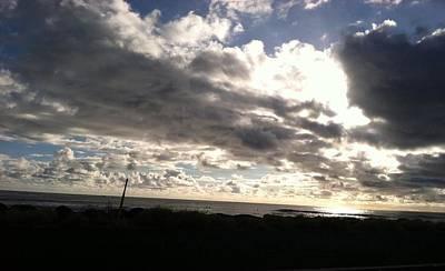 Photograph - Waimea Sunset IIi  by Alohi Fujimoto
