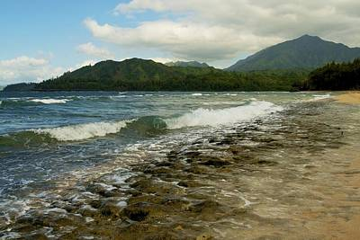 Photograph - Wainiha Bay - Kauai  by Photography  By Sai