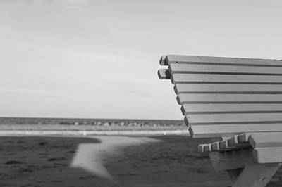 Black And White Photograph - Waiting by Andrea Mazzocchetti