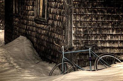 Photograph - Waiting Aside by Serge V Richard