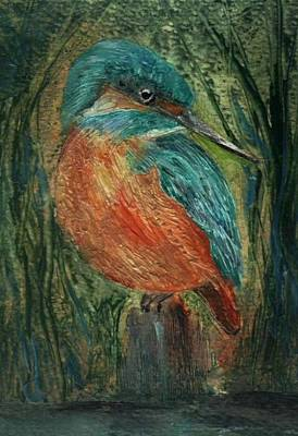 Painting - Waiting by Carol Rowland