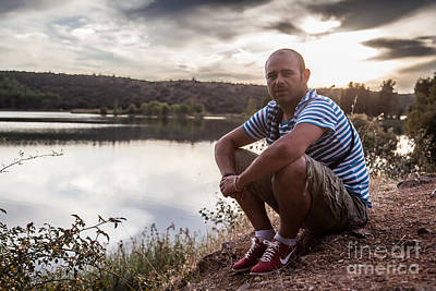 Photograph - Waiting by Eugenio Moya