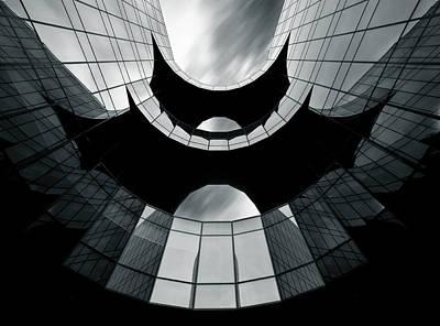 Batman Wall Art - Photograph - Waiting For Batman by Sebastian-alexander Stamatis