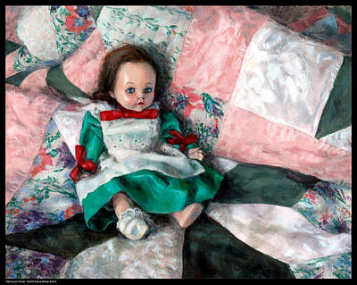 Waiting For Chloe Art Print