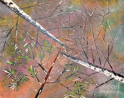 Painting - Waiting For Spring by Denise Tomasura