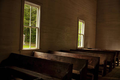 Cades Cove Photograph - Waiting For Sunday by Andrew Soundarajan