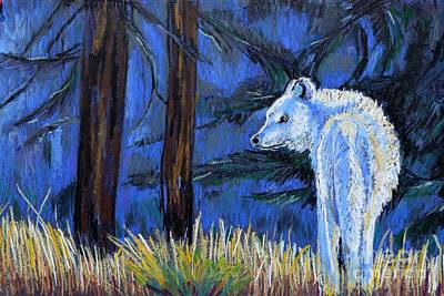 Waiting For The Pack Art Print by Harriet Peck Taylor