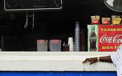 Corporate Art Photograph - Waiting On Orders by Joe Jake Pratt