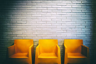 Photograph - Waiting Room by Fabrizio Troiani