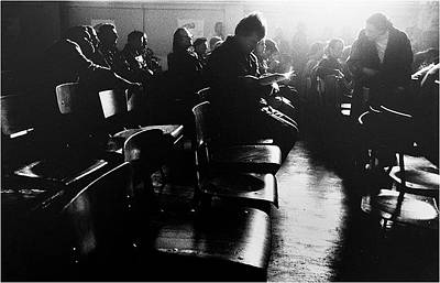 Photograph - Waiting Room by Mirza Ajanovic