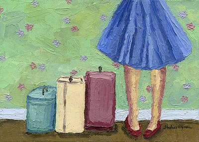 Waiting Original by Shalece Elynne