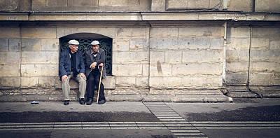 Photograph - Waiting Till Life End by Stwayne Keubrick
