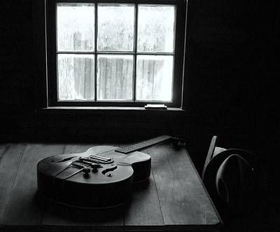 Photograph - Waiting To Play by EG Kight
