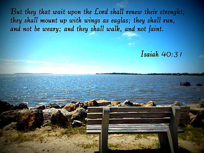 Photograph - Waiting Upon The Lord by Sheri McLeroy