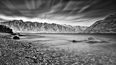 Photograph - Wakatipu Dreaming by Brad Grove