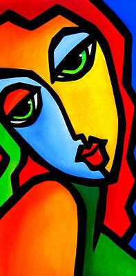 Tom Fedro Wall Art - Painting - Wake Me Up by Tom Fedro - Fidostudio