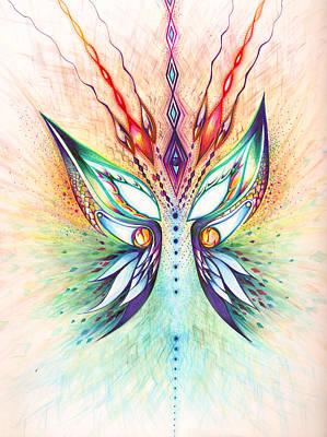 Wake Up Art Print by Andrea Carroll