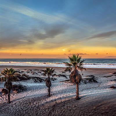 Photograph - Wake Up For Sunrise In California by Ludmila Nayvelt