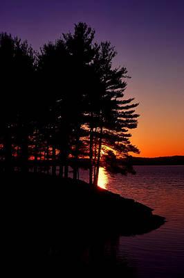 Thoreaus Walden Pond Photograph - Walden Pond  by Tom Wilder