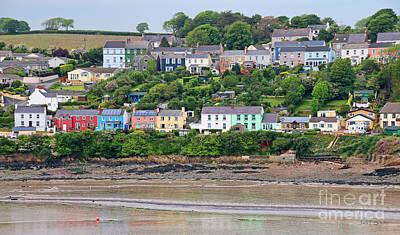 Bight Colors Photograph - Wales Coast 8171 by Jack Schultz
