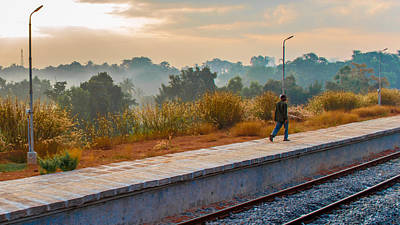 Walk The Rail Original