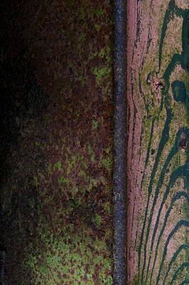 Walk The River Art Print by Odd Jeppesen