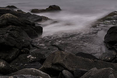 Photograph - Walk The Slippery Rocks by Andrew Pacheco