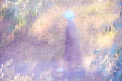 Impressionism Photos - Walk Through the Light and Shadows. Impressionism by Jenny Rainbow