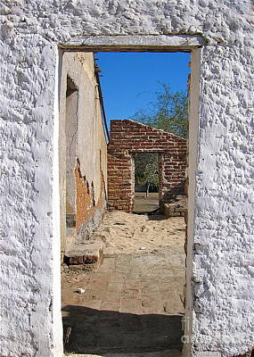 Photograph - Walk Through Time - Todos Santos by Amy Fearn