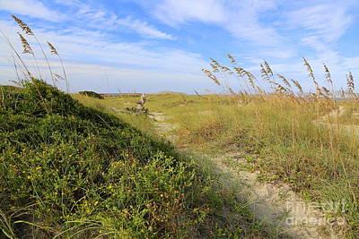 Photograph - Walk To The Beach by Carol Groenen