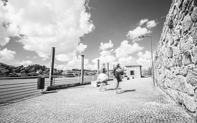 Photograph - Walking Away by Bruno Rosa