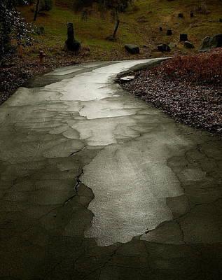 Photograph - Walking Meditation by My Lens and Eye   - Judy Mullan -