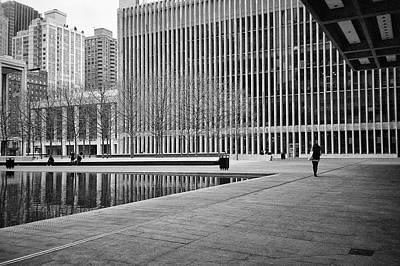 Photograph - Walking The Line by Cornelis Verwaal