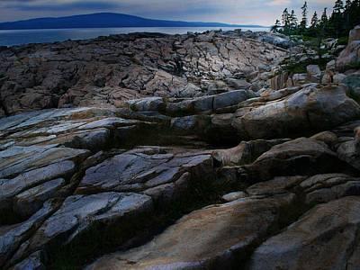 Walking The Rocks Original