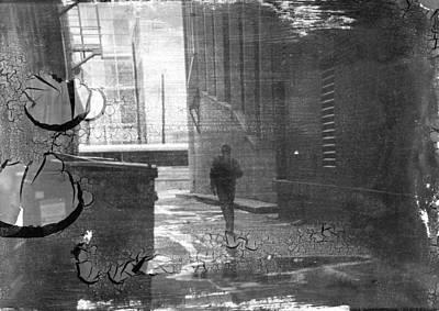 Walks Of Life Print by Trevor Garner