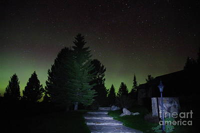 St. Timothy Photograph - Walkway To Aurora by Stacy La Salle