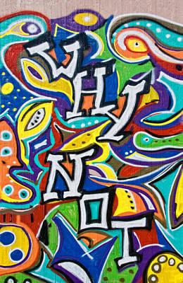 Wall-art 025 Art Print
