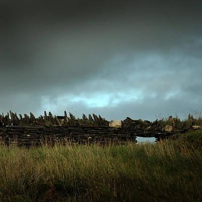 Photograph - Wall  by Mariusz Zawadzki
