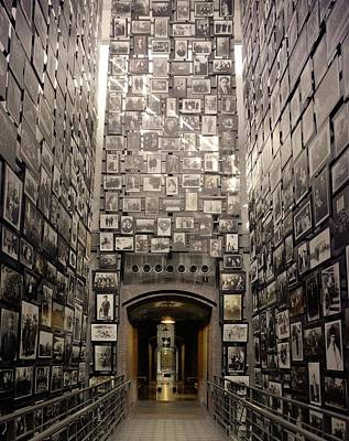 Wall Of Remembrance At The U.s Art Print