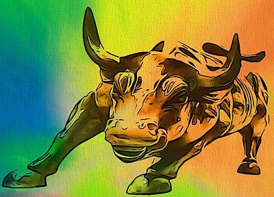 Wall Street Bull Art wall street bull art (page #3 of 12) | fine art america