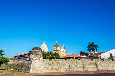American West - Walled City of Cartagena Colombia by Jess Kraft