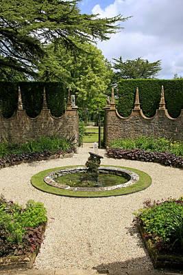 Walled Garden Original by Chris Smith
