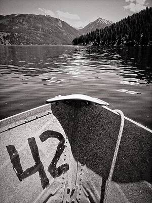 Photograph - Wallowa Lake by Whitney Nanamkin