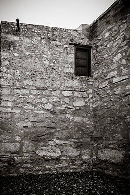 Photograph - Walls Of The Alamo 2 by Melinda Ledsome