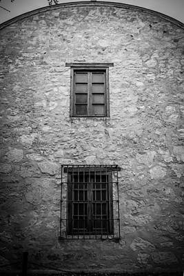 Photograph - Walls Of The Alamo 4 by Melinda Ledsome