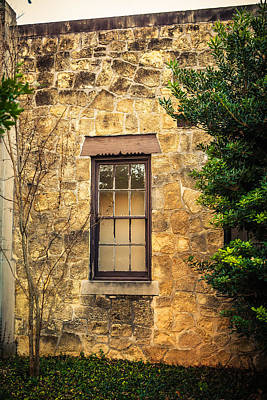 Photograph - Walls Of The Alamo 5 by Melinda Ledsome