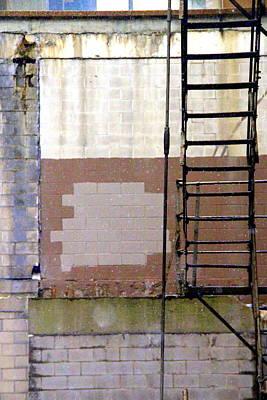Photograph - Walls Seven by A K Dayton